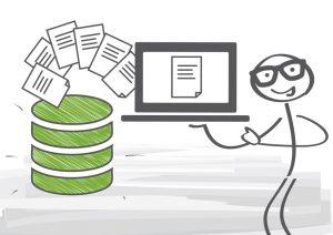 Datenbank - Datenverwaltung